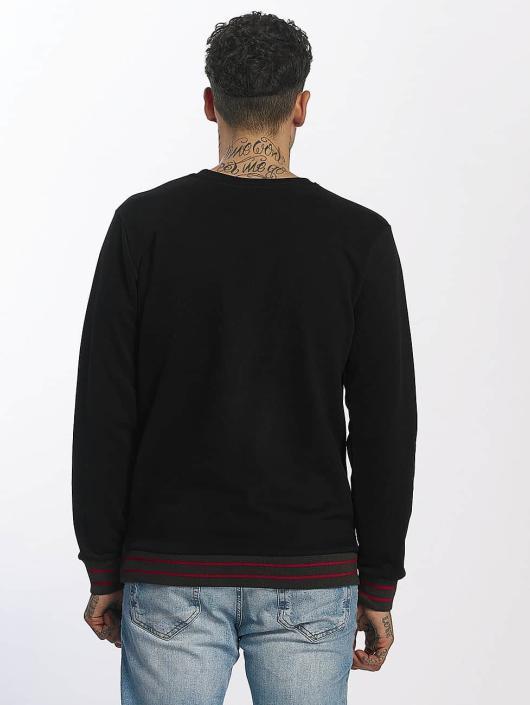 Criminal Damage Pullover Aldo schwarz