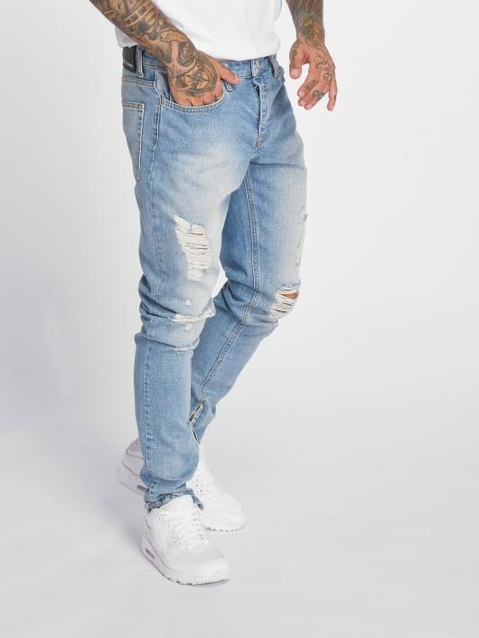 9e446d04e0 Criminal Damage Jeans / Slim Fit Jeans Uzi in blauw 491341