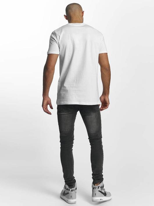Criminal Damage T-paidat Miami valkoinen