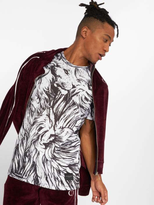 492358 Damage Criminal shirt Zion Blanc Homme T rCBeodxQWE