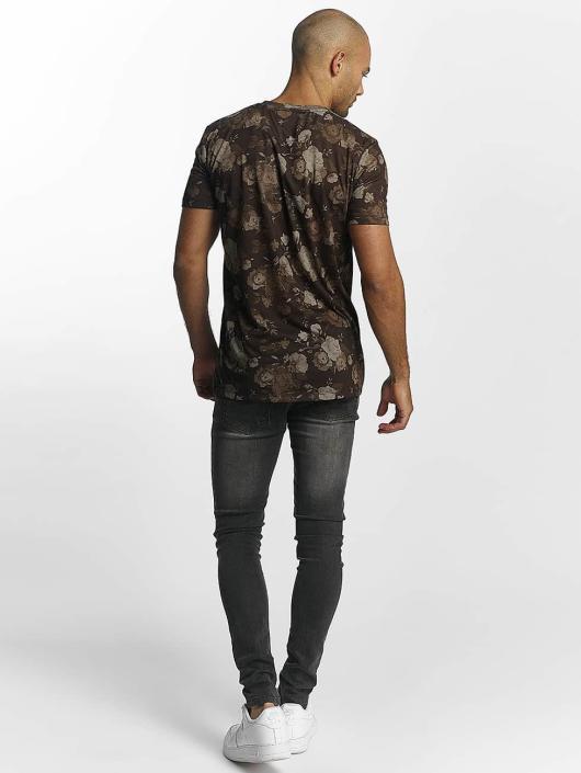 Criminal Damage T-Shirt Vine brun