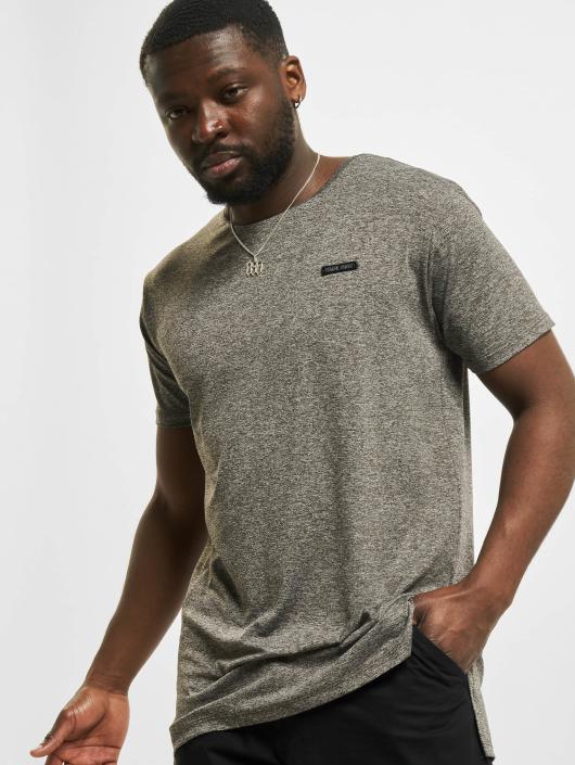 Criminal Damage T-Shirt Bane grau