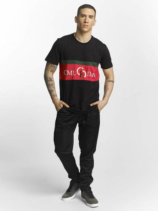 Criminal Damage T-Shirt Dolfo Logo noir