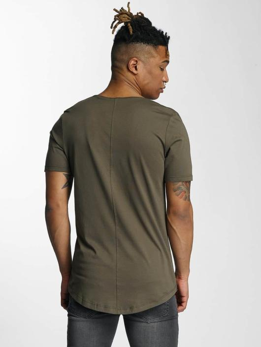 Criminal Damage T-Shirt Baci olive