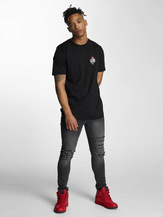 Criminal Damage T-Shirt Keefe schwarz