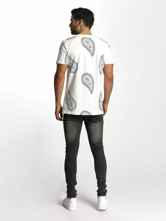 Criminal Damage T-Shirt Rivoli weiß