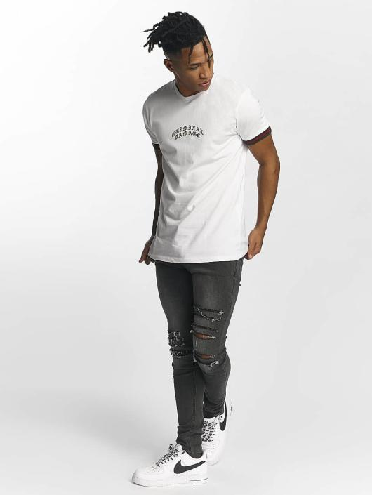 Criminal Damage T-Shirty Cucci bialy
