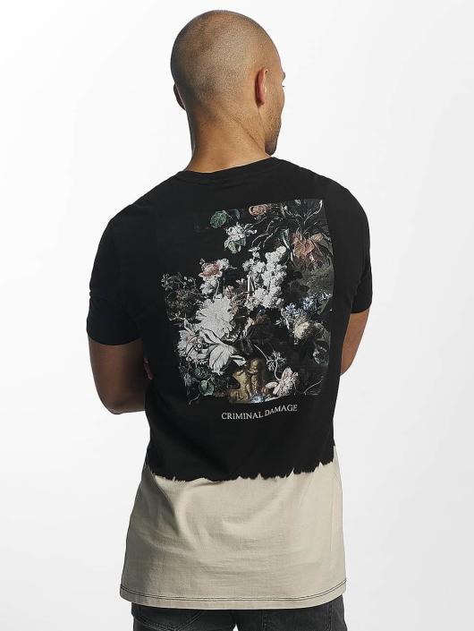 Criminal Damage T-Shirty Make Money czarny