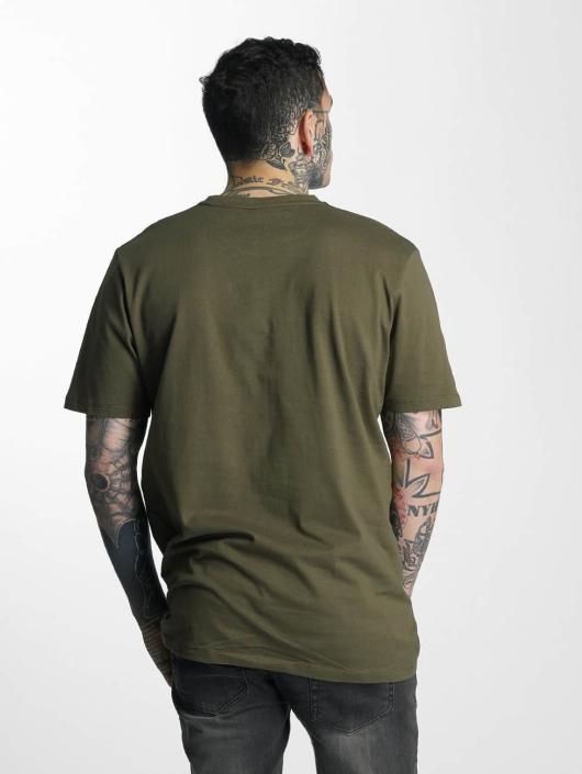 Criminal Damage T-Shirty Gabriel oliwkowy