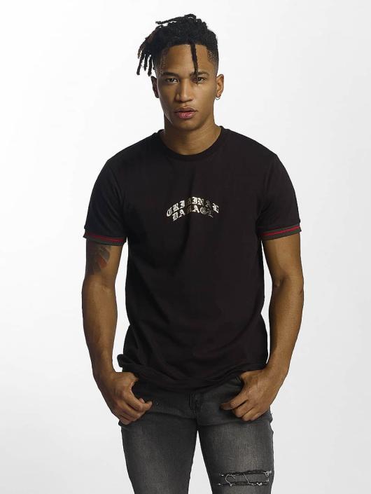 Criminal Damage T-skjorter Cucci svart