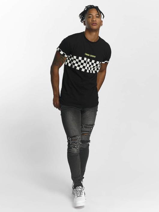 Criminal Damage T-skjorter Board svart