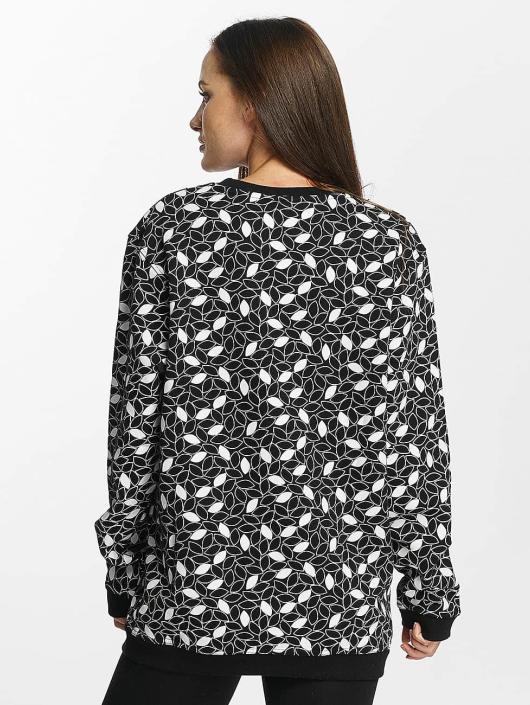 Cyprime Pullover Tantalum Oversized black