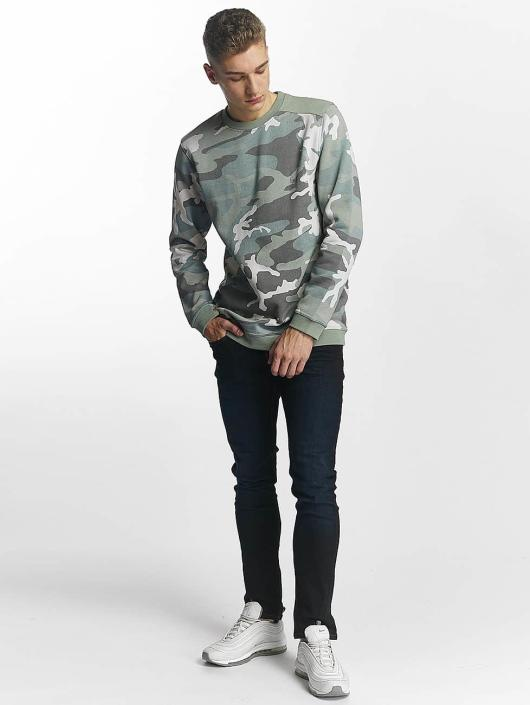 f5c83cce4ed36 Cyprime   Bromine vert Homme Sweat   Pull 326954