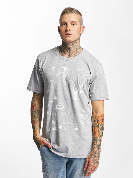 Cyprime T-Shirty FireOpal szary