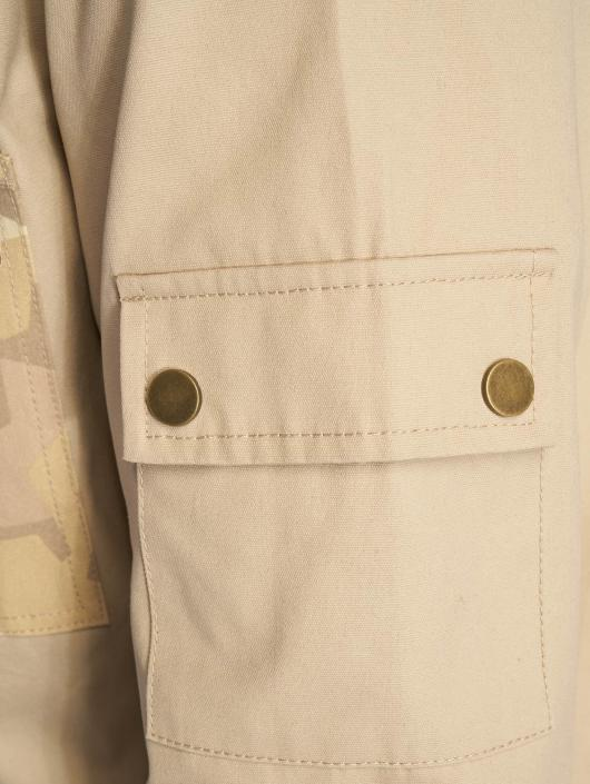 Cyprime Transitional Jackets Moonstone beige