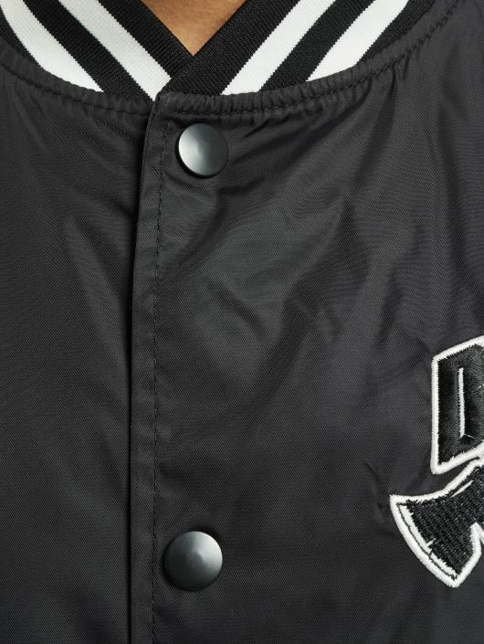 Dangerous DNGRS Университетская куртка Peace out оливковый