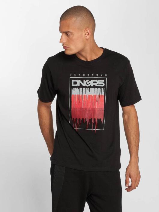 Dangerous DNGRS Футболка DNGRS DripCity черный