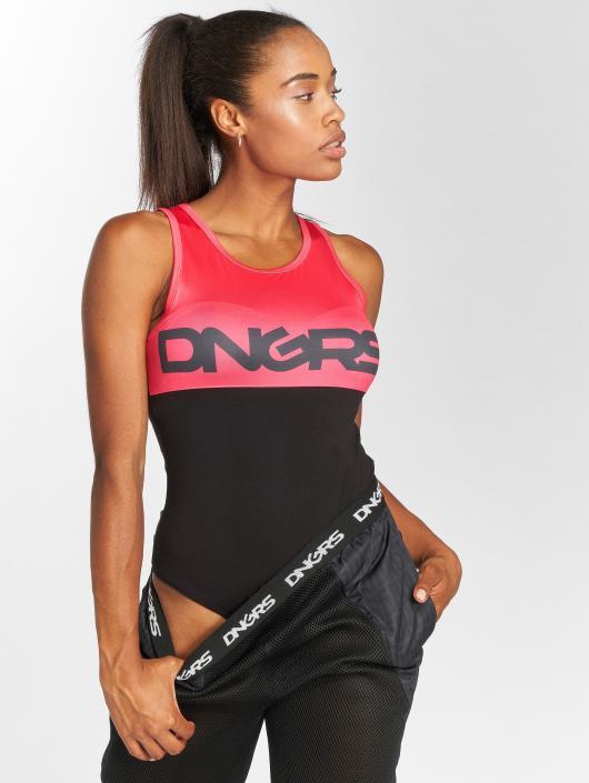 Dangerous DNGRS Body Windoo pink