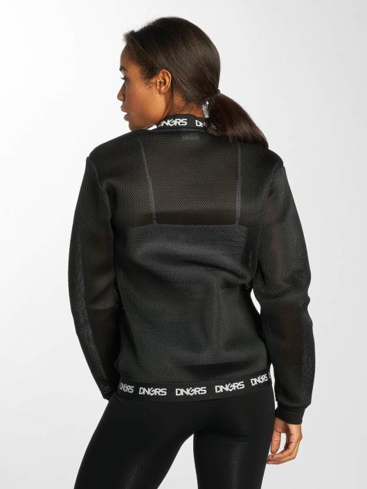 Dangerous DNGRS College Jacke Vista schwarz