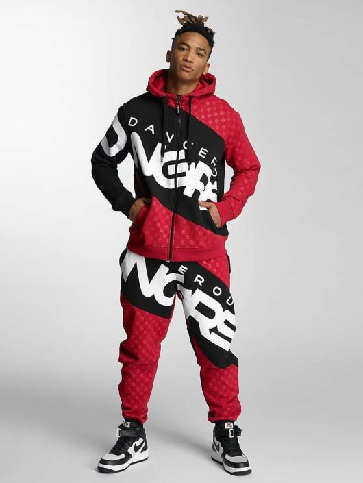 Dangerous DNGRS Dresser Toco Suit red