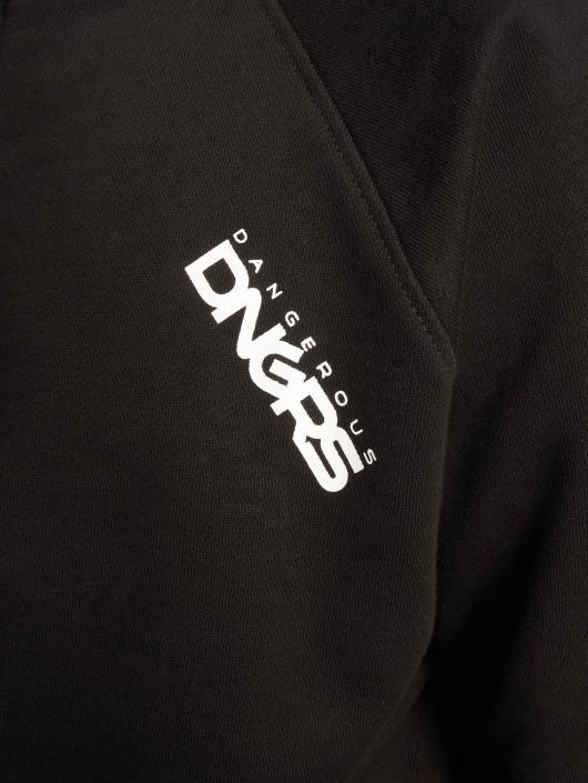 Dangerous DNGRS Ensemble & Survêtement Rock noir