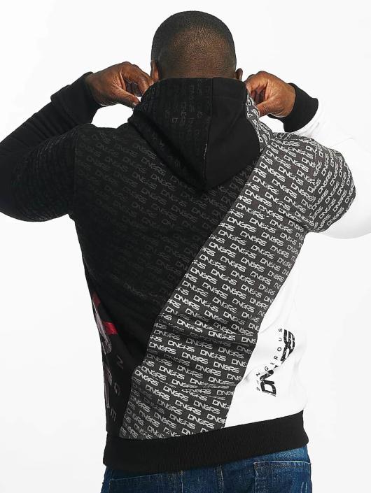 Dangerous DNGRS Hoodie Logo black