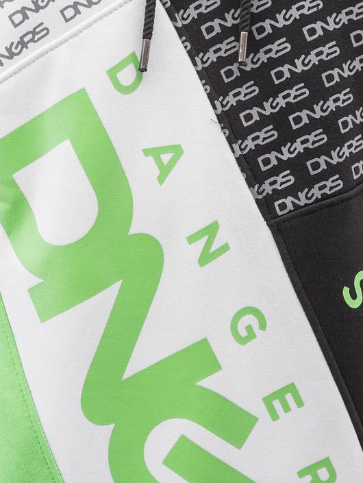 Dangerous DNGRS Hoody Logo grün