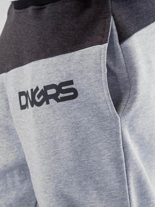 Dangerous DNGRS joggingbroek Hardcore grijs