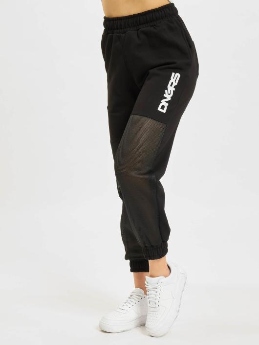 Dangerous DNGRS joggingbroek Windoo zwart