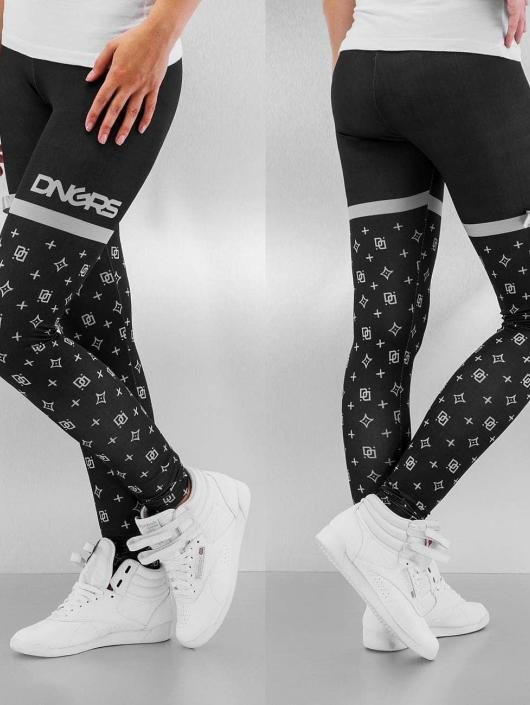 Dangerous DNGRS Legging Loop schwarz