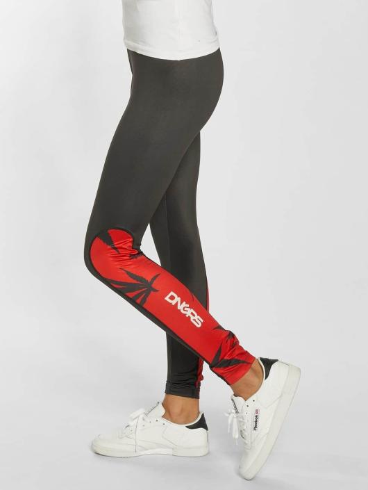Dangerous DNGRS Leggings/Treggings Woodpeace red