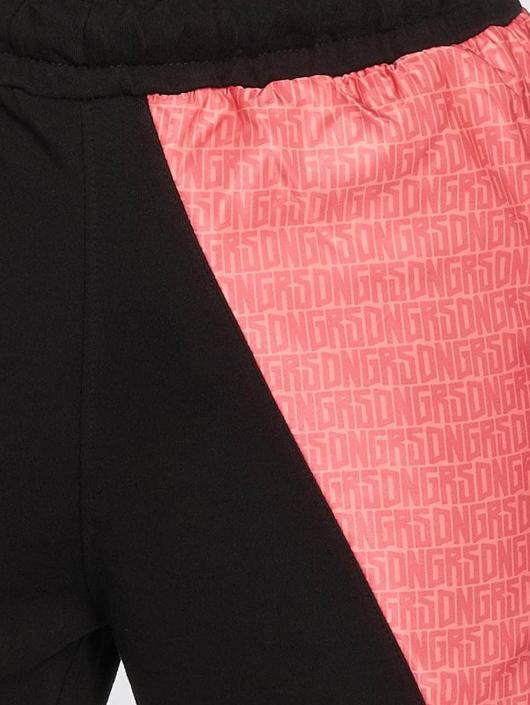 Dangerous DNGRS Pantalone ginnico Tackle nero