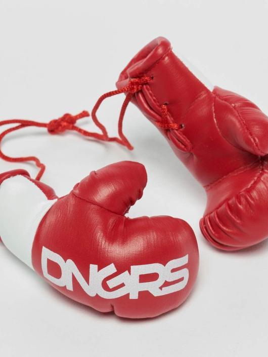 Dangerous DNGRS Pozostałe Boxinggloves czerwony