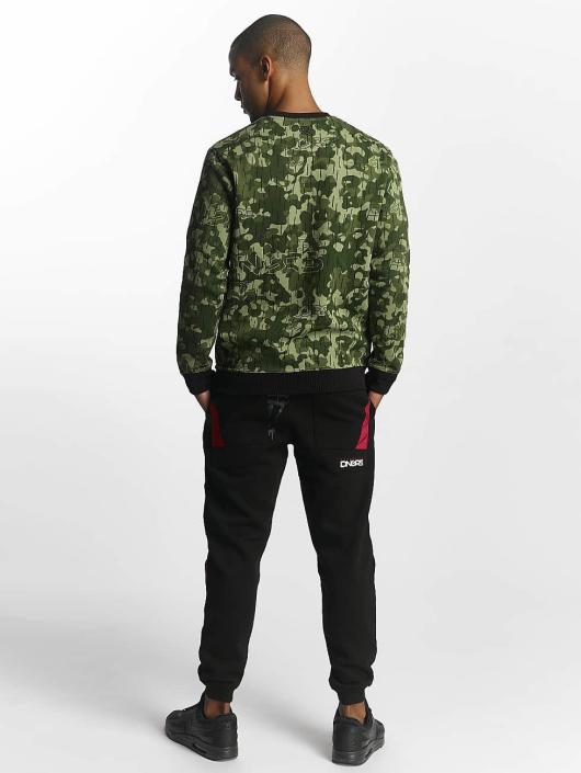 Dangerous DNGRS Pullover Smear camouflage