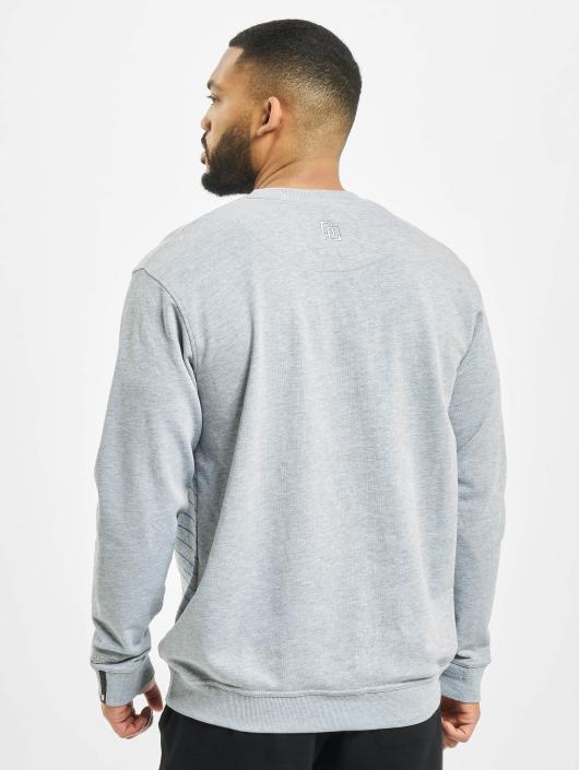 Dangerous DNGRS Pullover Tackle grau