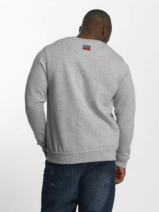Dangerous DNGRS Pullover Uncaged gray