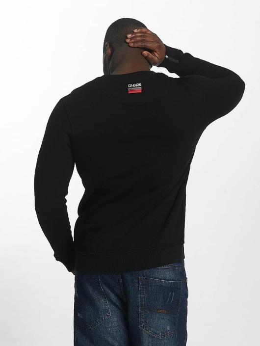 Dangerous DNGRS Pullover Blanc schwarz