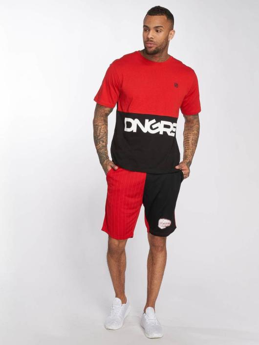 Dangerous DNGRS Shortsit LosMuertos punainen