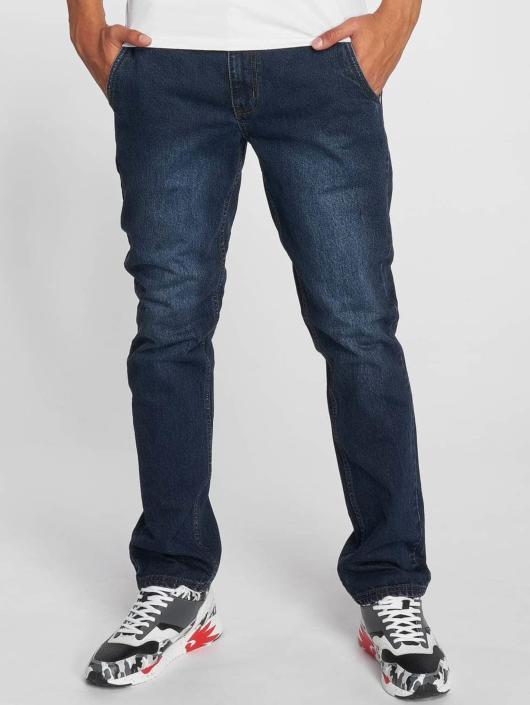 Dangerous DNGRS Straight Fit Jeans Buddy blau