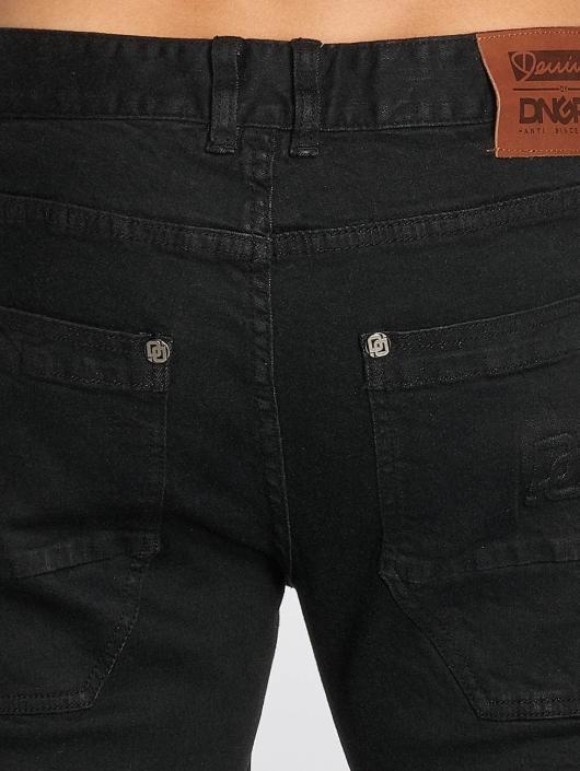 Dangerous DNGRS Straight Fit Jeans Buddy schwarz