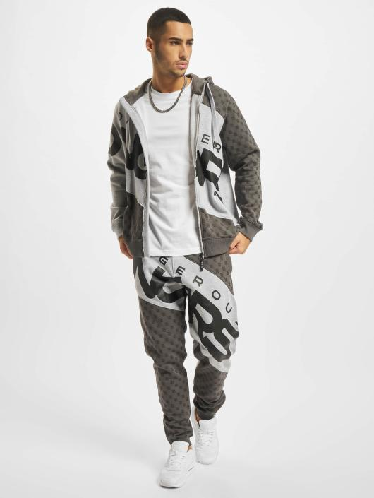 Dangerous DNGRS Suits Toco gray