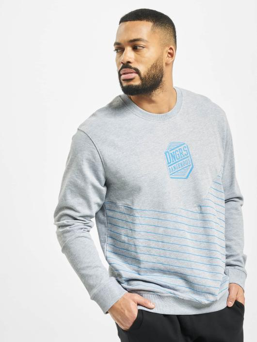 430985 Dangerous Pull Gris Homme Sweatamp; Tackle Dngrs oxtdQsChrB