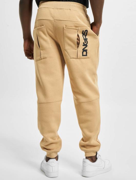 Dangerous DNGRS Sweat Pant New Pockets beige