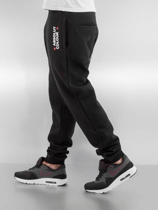 Dangerous DNGRS Sweat Pant Absolut black