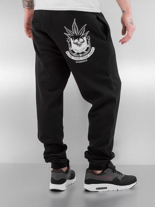 Dangerous DNGRS Sweat Pant Hempskull black