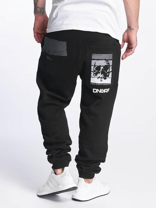 Dangerous DNGRS Sweat Pant Rising black