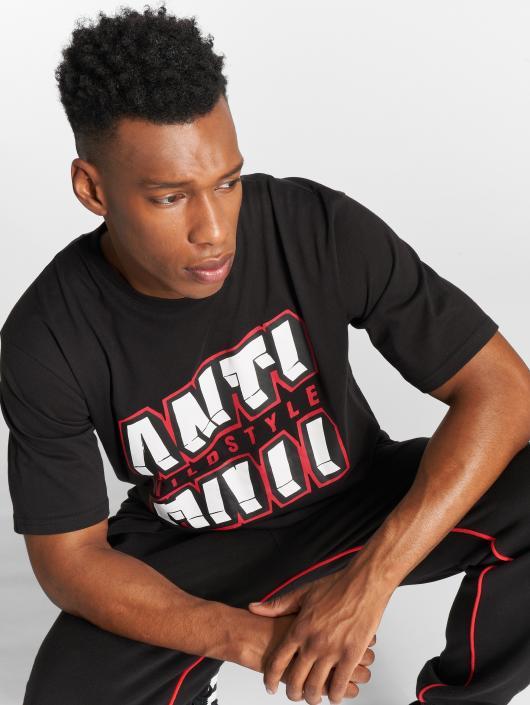 Dangerous DNGRS T-Shirt Anti black