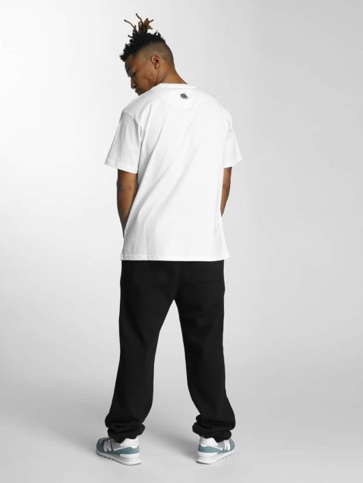 Dangerous DNGRS T-Shirt Je Suis Graffiti blanc