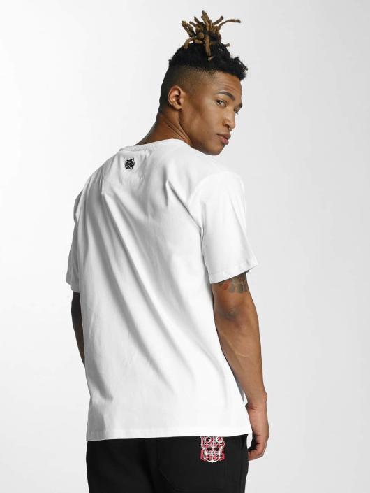 Dangerous DNGRS T-Shirt Race City blanc