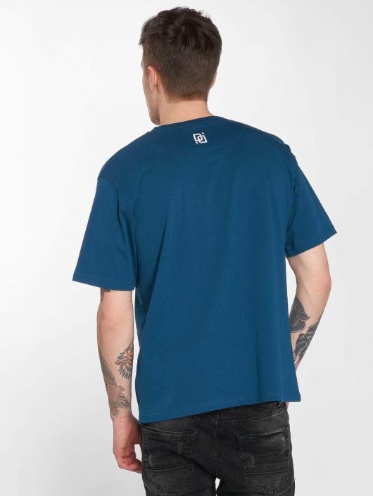 Dangerous DNGRS T-Shirt Signed blau